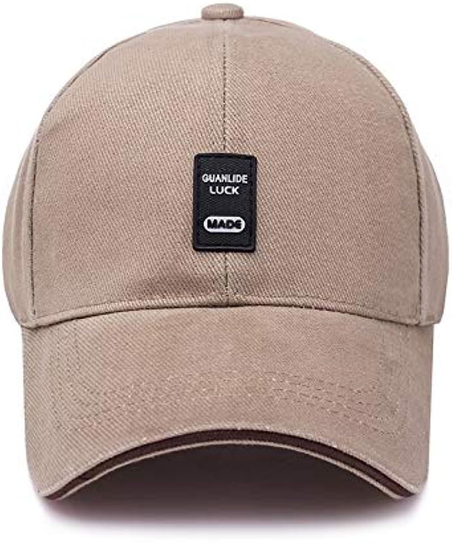 AAMOUSE Baseball Cap Classic Unisex Baseball Cap Men Snapback Hat for Women Solid Casquette Homme Hip Hop Trucker Cap Bone Dad Hat