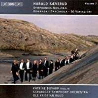 Symphonies Nos. 2 And 4 by HARALD SAEVERUD (2007-03-27)