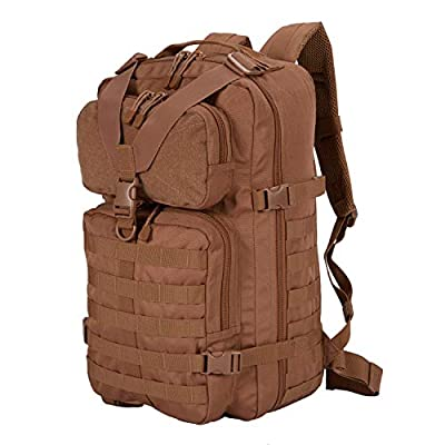 Tactical Backpack, Military Backpack, Army Molle Backpack for Trekking