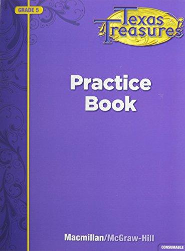 Practice Book, Grade 5 (Texas Treasures)