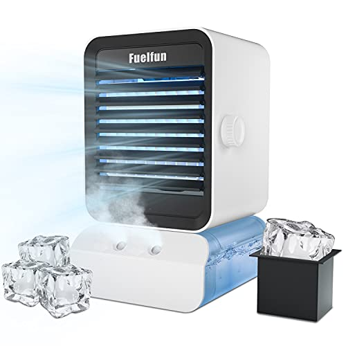Fuelfun Portable Evaporative Air Conditioner and Humidifier Only $29.49