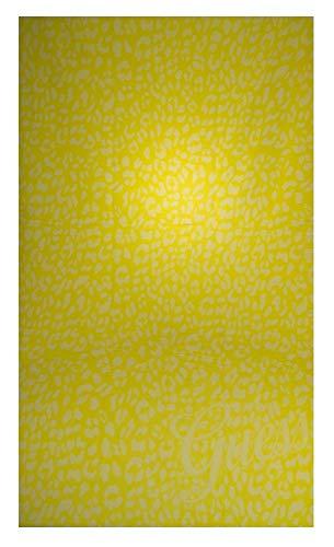 Guess Telo Mare o Piscina Spugna cm.180x100 Articolo E62Z65 SPP01, G204 Pop Yellow/jaul, Unica - One Size