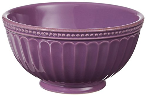 Lenox French Perle Everything Bowl, Lavender