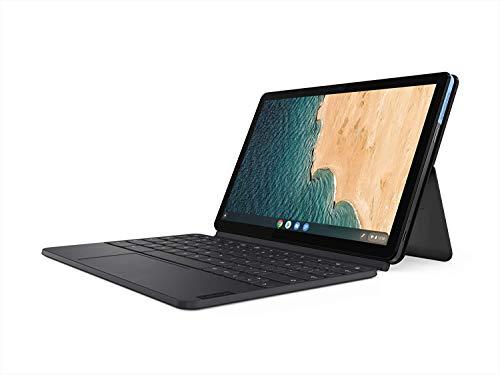"""Portátil Lenovo 10.1"""" Chromebook Duet - (1920 x 1200) - MediaTek Helio P60T Octa-Core 2.0 GHz - Arm G72 MP3 800 GHz- 4 GB LPDDR4X + 128 GB - with KE"""