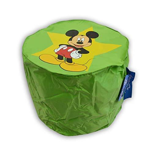 Pouf Mickey Mouse Disney vert ø 45cm