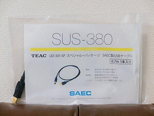SAEC(サエク)『USBケーブル(SUS-380)』