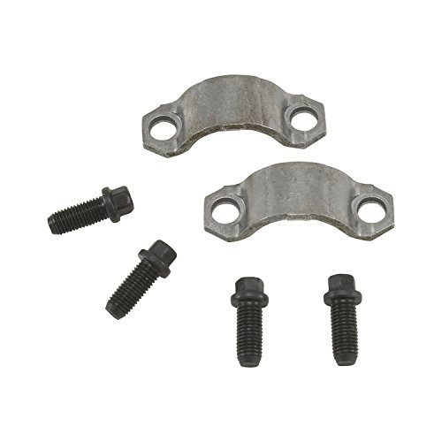 Yukon Gear & Axle (YY STR-002) 1350/1410 U-Joint Strap Kit for Dana 60/70/GM...