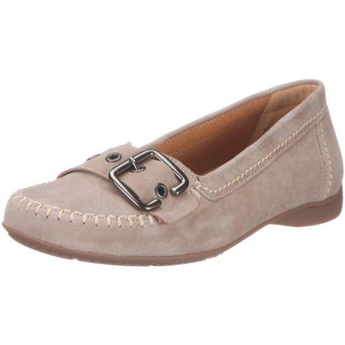 Gabor Schuhe Gabor Shoes Comfort 22.522.42, Damen, Ballerinas, Beige (taupe), EU 36 (US 3,5)