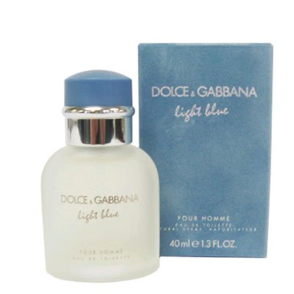 獲物水差しあなたはドルチェ&ガッバーナ DOLCE&GABBANA D&G ライトブルー プールオム EDT SP 75ml