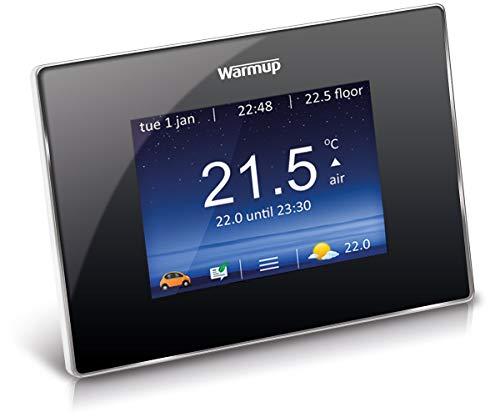 Warmup 4iE WiFi controller Onyx Schwarz