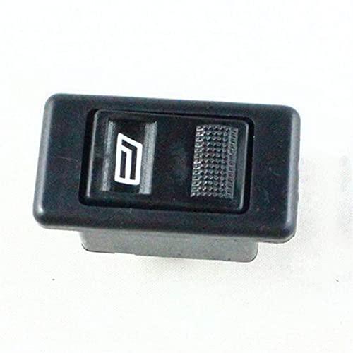 Elevalunas eléctrico para coche, controlador de control de elevalunas, botón, elevador de elevalunas eléctrico, 5 pines, interruptores 20A, enchufes de 12 cm Autopartes (Color : 1pcs b)