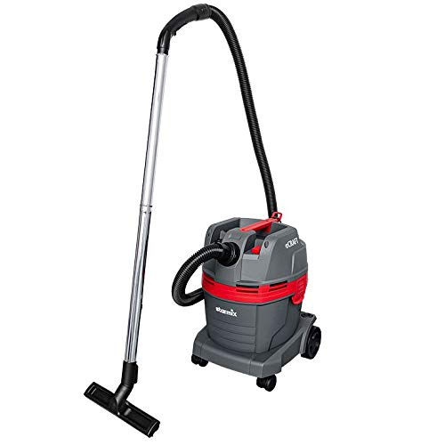 Starmix eCraft PL 1422 EWR - Aspirador de limpieza para el hogar, el sótano, el taller (1400 W, 22 litros) con filtro de limpieza
