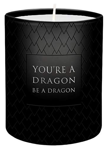 Game of Thrones: Be A Dragon Glass Votive Candle