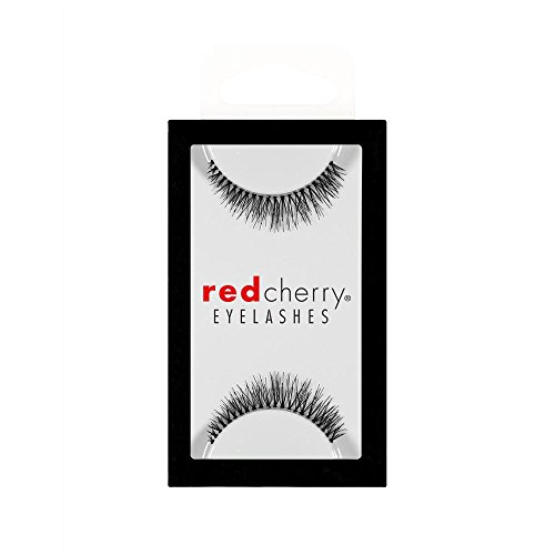 #747XS Strip False Eyelashes by Red Cherry (6...