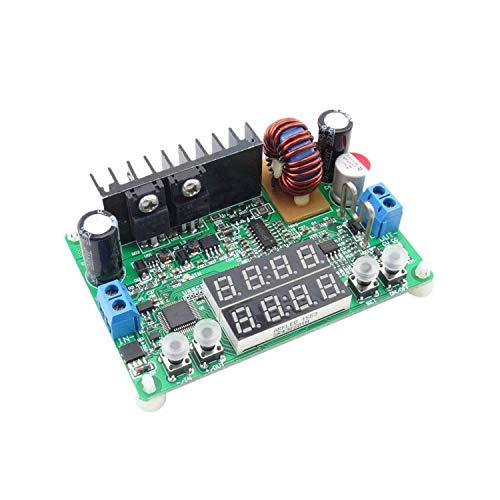 Outils ménagers,RD DP30V5A-L Module de Bloc d'alimentation programmable à Courant de Tension Constant Réducteur de convertisseur de Tension Buck Affichage LED