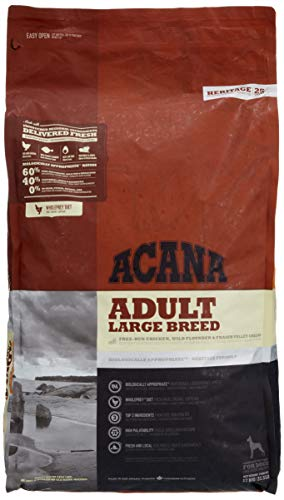 Acana Adult Large Breed, 1er Pack (1 x 17 kg)