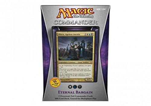 Magic the Gathering - Commander 2013 - Eternal Bargain Deck