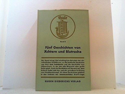 Die Geschichte vom Goden Snorri. Übertragen von Felix Niedner. - Thule. Altnordische Dichtung und Prosa - 7. Band.