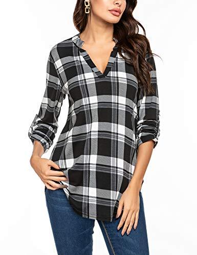 Unibelle dames nachthemd korte print sexy negligee nachtjurk zomer strepen nachtkleding korte mouwen sleepwear met tas S-XXL