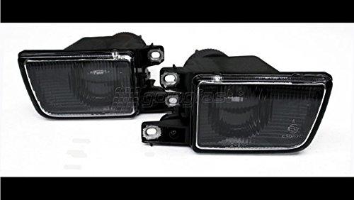 Nebelscheinwerfer Set Links+Rechts Schwarz mit E-Prüfzeichen Eintragungsfrei