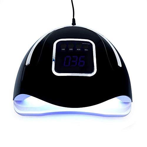 XYSQWZ Lampe à LED pour Ongles en Gel, Clou à Induction Intelligent Portable Haute Puissance 72W