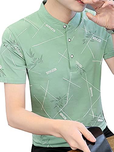 [ネルロッソ] ポロシャツ メンズ 半袖 ゴルフ 大きいサイズ きれいめ スポーツ 正規品 XXXL 25 cmc24574-XXXL-25