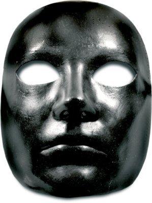 Karneval / Kostüm / Halloween Venezianische Maske - Volto nero