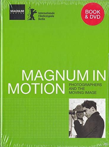 Magnum in Motion  -  Photographers and the moving image  -  Buch&DVD