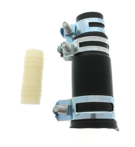 Garbage Disposal Connector, Universal Connector/Adapter For Connecting A Dishwasher To A Disposer By Essential Values