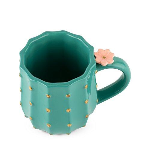 Cactus Pinky Up Ceramic Mug