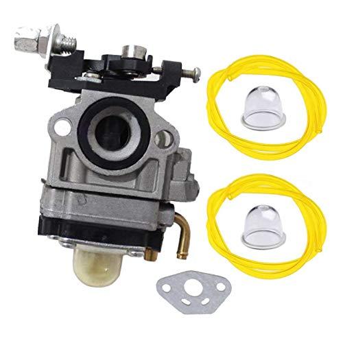 XIAOFANG Fangxia Store 10mm carburador Carb for Universal Cortasetos Motosierra Strimmer desbrozadora Parts