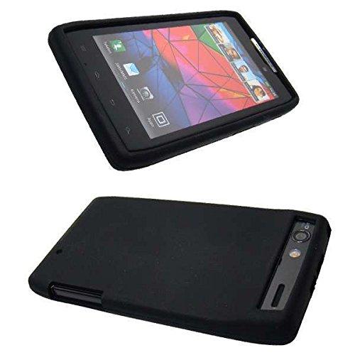 caseroxx TPU-Hülle für Motorola RAZR Droid XT910, Tasche (TPU-Hülle in schwarz)