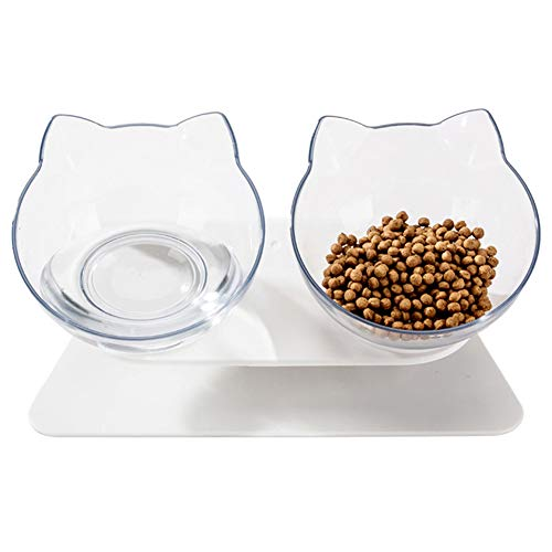 PerGrate Protection of The Cervical Spine Cat Double Bowl,...
