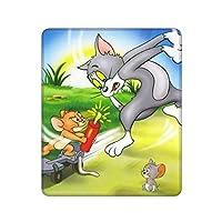 マウスパッド Outfly アニメ トムとジェリー パソコン 周辺機器 ゲーム用 薄型 小型 便利 マウス マウスパッド キーボードパッド 防水 滑り止め おしゃれ かわいい おもしろい プレゼント 30×25cm