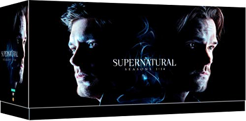 Supernatural - Saisons 1 à 14 [DVD]