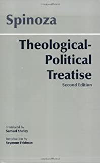 Best spinoza theologico political treatise Reviews