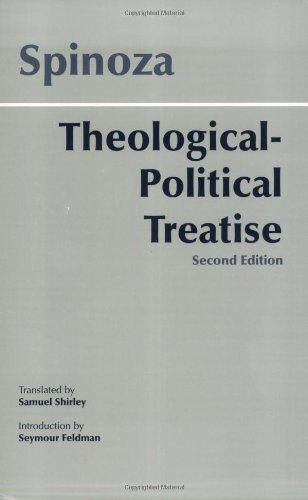 Theological-Political Treatise (Hackett Classics)
