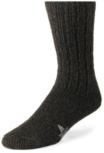 Wigwam Unisex El-Pine warme Wolle, schwere Socken - Grün - Large