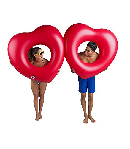 Big Mouth Inc. 0188561000322 Tween Heart - Inflable