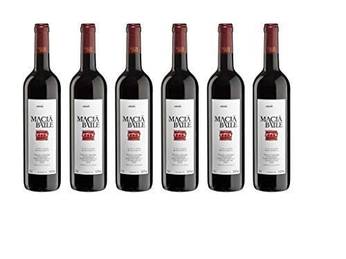 6er Vorteilspaket Macia Batle Tinto Anada 2019 | Rotwein aus Mallorca | trocken | 6 x 0,75l