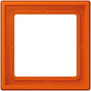 Jung LC9814320S - Marco 1 elemento orange vif
