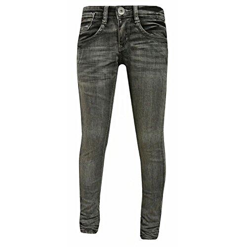 Blue Rebel Mädchen Jogg Jeans CALCIET ill wash, Grau, Größe 164