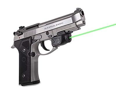 LaserMax Lightning Rail Mounted Laser (Green) GS-LTN-G With GripSense from Crosman Corporation