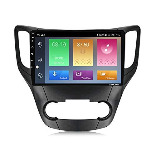 ADMLZQQ 9 Pulgadas Doble DIN Car Stereo Radio para Changan CS35 2013-2018, Navegación GPS con Android 10.0, Bluetooth/FM/RDS/Control del Volante/Cámara Trasera / 4G+WiFi,7862 (8core 4+64g)