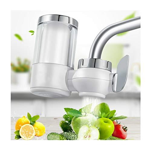 CUEYU Wasserfilter Wasserhahn, Wasseraufbereiter Filter Haushalt Küche Leitungswasseraufbereiter Wasserhahn Wasseraufbereiter Wasseraufbereiter