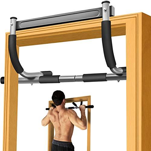SIEBIRD Multi-Gym Doorway Pull Up Bar and Portable Chin Up Bar