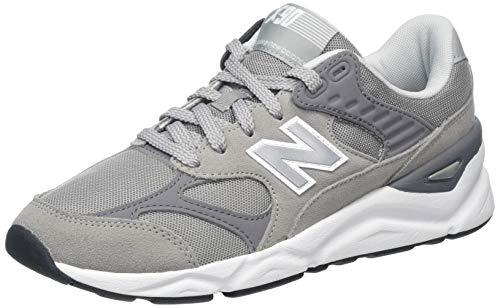 New Balance Msx90tv1, Zapatillas Hombre, Gris Grey Grey, 42 EU