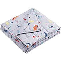 Love's cabin Weighted Organic Cotton Kids Blanket