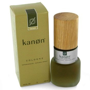 Kanon Kanon 3.3 oz EDT Spray For Men by Kanon