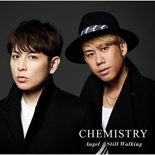 [Single]Angel/Still Walking – CHEMISTRY[FLAC + MP3]